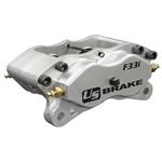 AFCO 7241-1204 F33i Series Caliper, 1.38 Inch Bore, .810 Inch Rotor