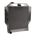 AFCO 1942-48 Ford Aluminum Radiator, Ford Engine