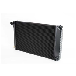 Dewitts 1239021M 1970-81 Firebird/TA Direct Fit Radiator, Black, Man