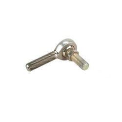 Speedway Steel 1/2 Inch RH Male Heim Joint Rod Ends with Stud