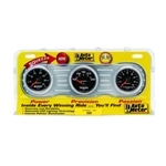 Auto Meter 3801 GS Interact Pack Diesel Gauge Set, EGT/Boost/Temp