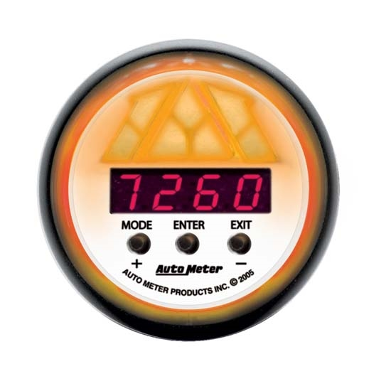 Auto Meter 5788 Phantom Pro-Shift Digital Shift-Light Gauge, Stage 2