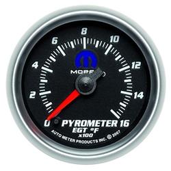 Auto Meter 880017 Mopar Digital Stepper Motor Pyrometer Gauge