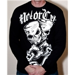 MotorCult Pistskulls Long Sleeve