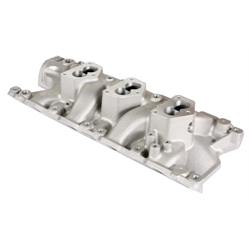 Edelbrock 5412 289-302 Ford Three Deuce Tri Power Intake Manifold