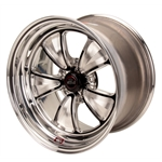 Weld Racing 75HB-8090B61A 18 In. RT-S75 Front Wheel For G-Comp Nova