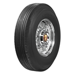Coker Tire 579880 Firestone Vintage Bias Ply Tire, 710-15, Blackwall