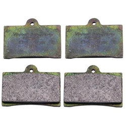 Wilwood 15H-8596K Polymatrix Brake Pads, Set/4