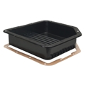 Derale 14200 TH350 Transmission Cooling Pan