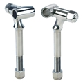 Forged Adjustable Spring Perches, Polished Stainless