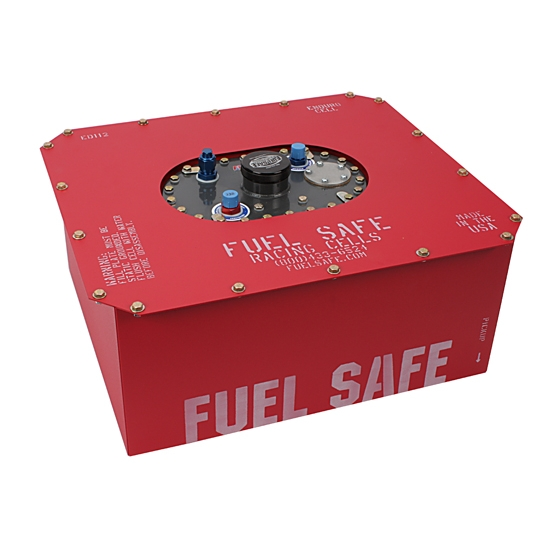 Fuel Safe ED112 -8 Enduro Fuel Cell, 12 Gallon