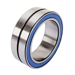 M&W 5914-2RS Birdcage Double Row Bearing, 1.26 x 3.94 OD, Std Race