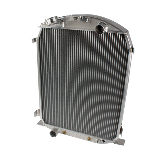Griffin 4-230BG-FAA 1930-31 Ford Model A Aluminum Radiator, Ford V8