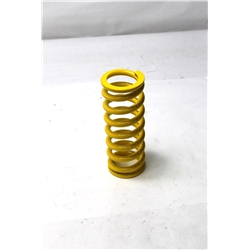 Garage Sale - AFCO Yellow 2-5/8 I.D. Coil-Over Spring, 10 Inch, 575 Rate