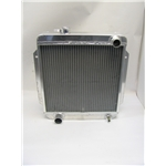Garage Sale - AFCO 1963-66 Mustang/Falcon Aluminum Radiator, No Transmission Cooler
