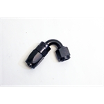 Garage Sale - Aeroquip FBM4442 Black Hose End Coupler Fitting 120 Degree Angle -6 AN
