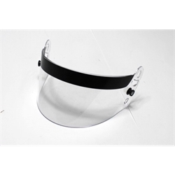 Garage Sale - RCI SA10 Replacement Face Shield, Clear