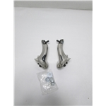 Garage Sale - 1932 Ford Windshield Frame Lower Stanchion Kit, Stainless Steel