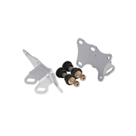 AFCO 20026 Chevy V8 and LS Motor Mounts for Mustang K-Member