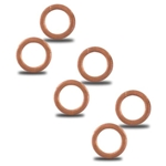 AFCO 7010-0036 Brake System 7/16 Sealing Washer - 6 Pack