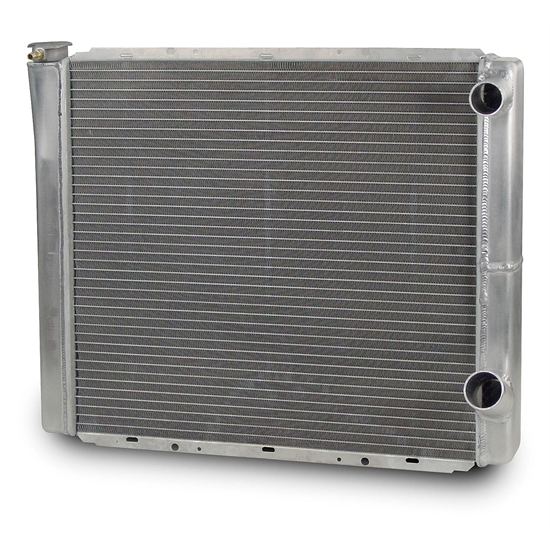 AFCO 80127NDP Double Pass Radiator 24-1/4 Inch 1.5 In Right Side Inlet