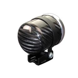 Auto Meter 2151 Carbon Fiber Pedestal Mount Cup for Electric Gauges