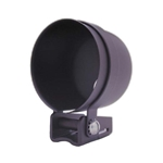 Auto Meter 3204 Black Pedestal Mount Cup for Mechanical Gauges