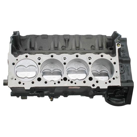BluePrint BP3830 GM 383 Stroker Shortblock Crate Engine