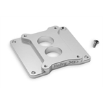 Holley 17-89 Carburetor Adapter Plate for 2bbl XP models, Clear