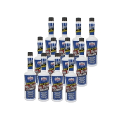 Lucas 10512 Deep Clean Fuel Additive, Case of 12 Bottles