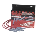 MSD 35349 Super Conductor Plug Wires, Acura 1.8L, 94-2000 With Tower Cap