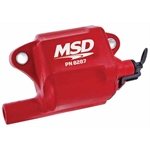 MSD 8287 Multiple Spark Plug Coil for LS2, LS3, LS7 Engines, Single