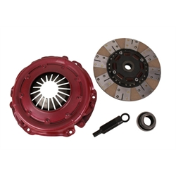 Ram 98761 Powergrip Performance Clutch, GM Diaphragm, 10.5 x 1-1/8-26