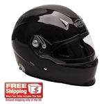 Sparco 003303Z0 WTX-7 Air Carbon Fiber Helmet