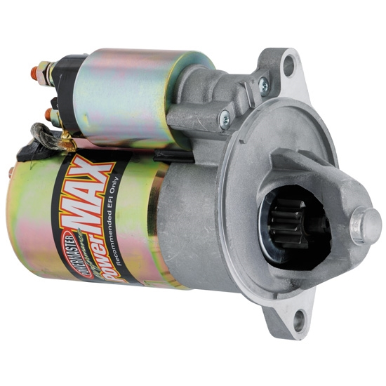 Powermaster 9162 Small Block Ford Ultra Mini Starter, 1.4 kW, A/T