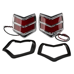 Speedway 1940 Ford LED Tail Lights