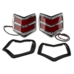1940 Ford LED Tail Lights