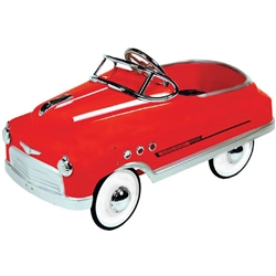 Murray Comet Style Pedal Car - Red