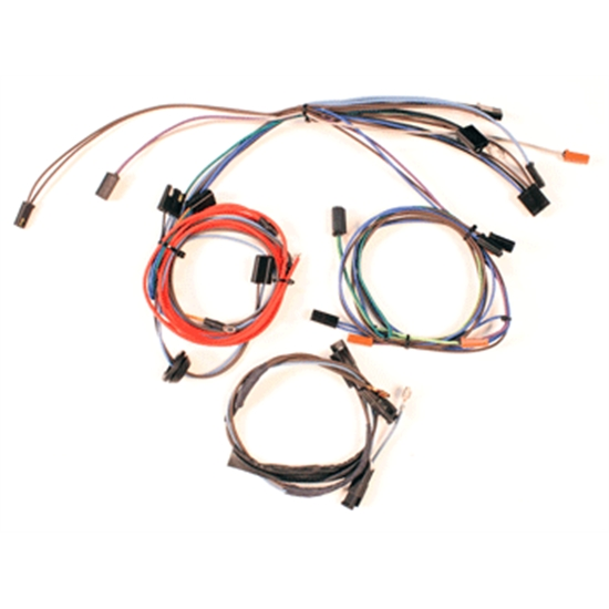American Autowire 500773 Headlight Wiring Kit, 1967 Camaro Rally Sport