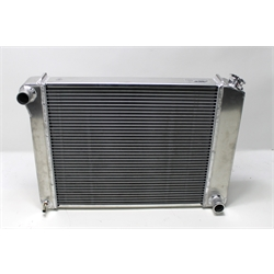 Garage Sale - AFCO DirectFit 1968-74 Nova Radiator, 20-3/8 Inch Core, No Trans Cooler