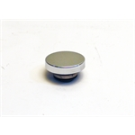 Garage Sale - Round Chrome Radiator Pressure Cap, 15 Lbs