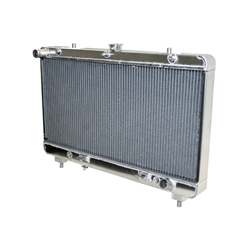 Afco 80259Z 2010-Up Camaro Aluminum Radiator, Polished