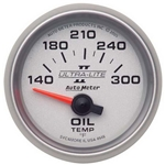 Auto Meter 4948 Ultra-Lite II Air-Core Oil Temperature Gauge