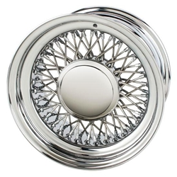 Garage Sale - Dayton 15 Inch Wire Wheel, 15 x 8, Rear, 4.48 Inch Backspace
