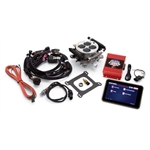 Edelbrock 3600 E-Street Univ Fuel Injection System, (base w/o fuel supply)