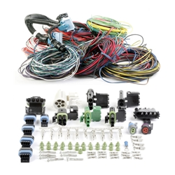 Holley 534-143 Commander 950 Replacement Main Wiring Harness