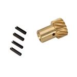 PerTronix D6001 Chevy V8 HEI Distributor Gear, Bronze