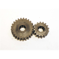 Garage Sale - Getz Gears Quick Change 10 Spline, Set 43