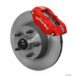 Wilwood 140-13476-R FDL-M Front Brake Kit, 1965-69 Mustang, Disc/Drum