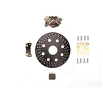 Wilwood 140-13501 Dynapro Single Right Rear Brake  Kit